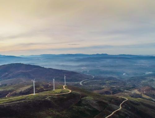 Parque Eólico Montouto 2000 – A Cañiza